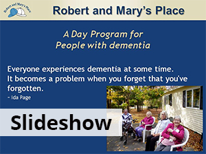 Robert and Mary's Place Slideshow